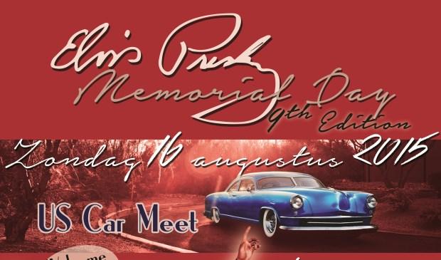 Elvis Presley Memorial Day 9 poster 2 (2015)